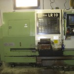 Okumar LR-10 med stångmagasin